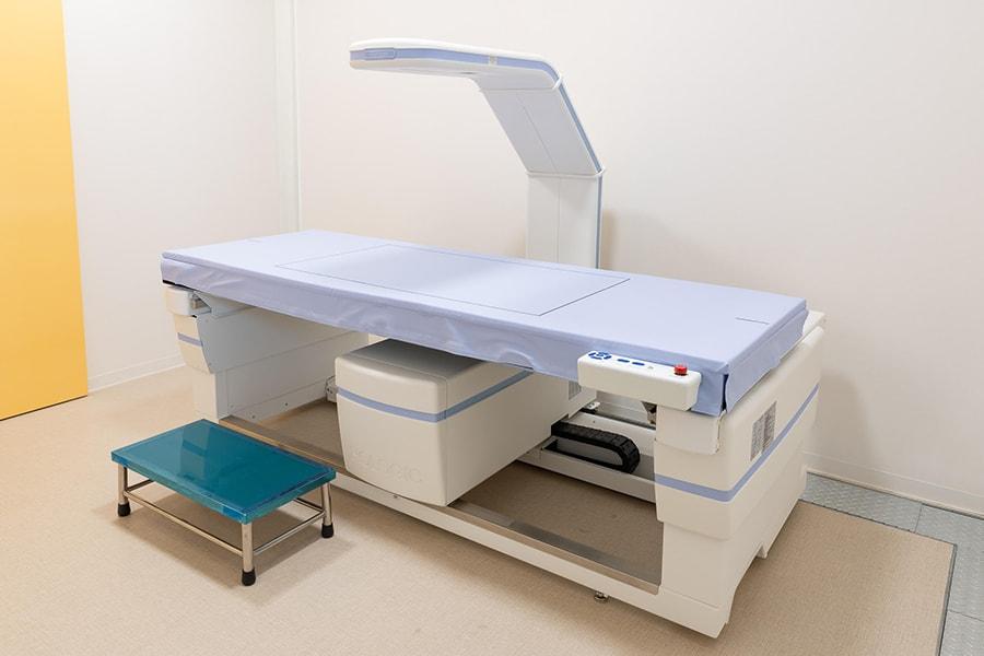 骨密度検査機器(DEXA法)